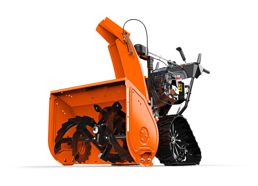 Ariens® Introduces RapidTrak™ Sno-Thro® Technology, An All-New, Exclusive Track System