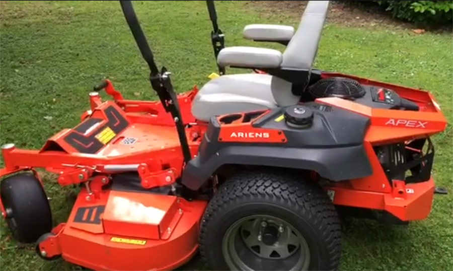 I wish my dad had an Ariens APEX all those years ago – Peter Williams reviews the Ariens APEX