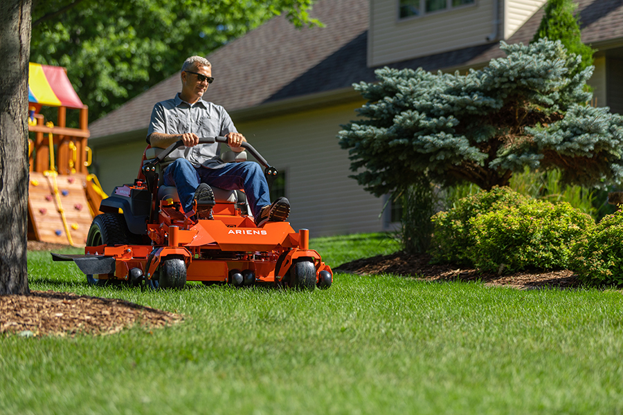 Spring Lawn Mower Maintenance Tips