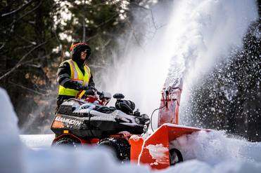 Commercial Snow Blowers for Professionals