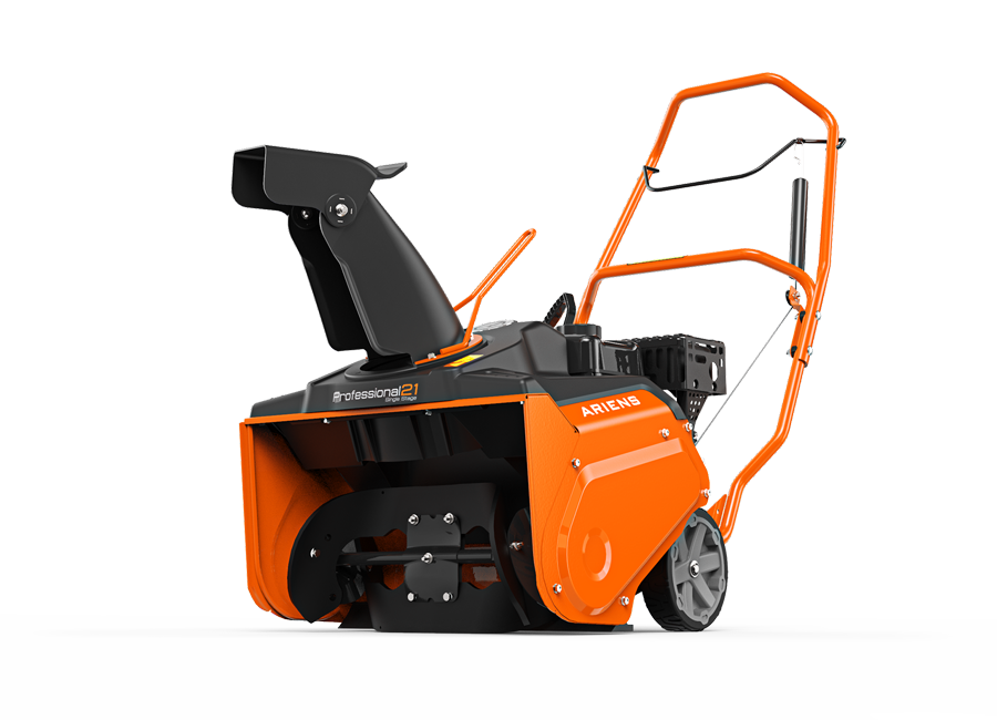 Ariens Introduces Professional 21 Single-Stage Snow Thrower, Designed for Professionals