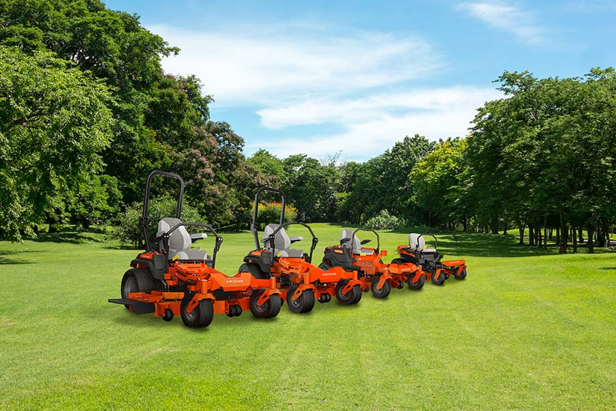 Introducing the Ariens zero-turn family